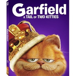 Garfield: A Tail of Two Kitties Blu-ray Cover