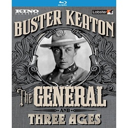 General / Three Ages Blu-ray Cover