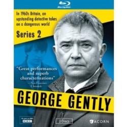 George Gently: Series 2 Blu-ray Cover