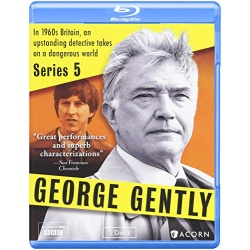 George Gently: Series 5 Blu-ray Cover