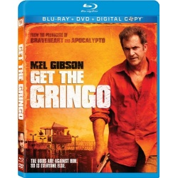 Get the Gringo Blu-ray Cover