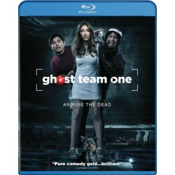 Ghost Team One Blu-ray Cover
