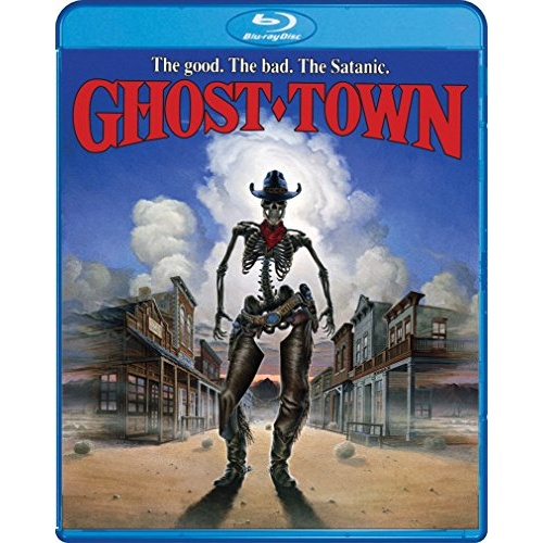 Ghost Town Blu-ray Disc Title Details
