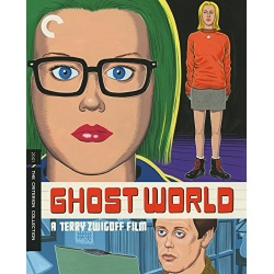 Ghost World Blu-ray Cover