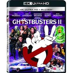 Ghostbusters II Blu-ray Cover