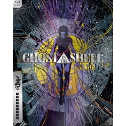 Ghost in the Shell Blu-ray Cover
