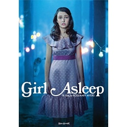 Girl Asleep Blu-ray Cover