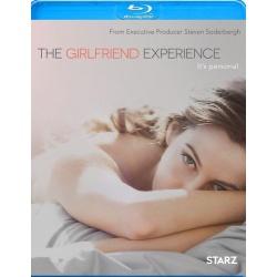 Girlfriend Experience: Season 1 Blu-ray Cover