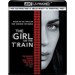 Girl on the Train Blu-ray Cover