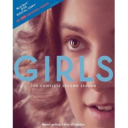 Girls: The Complete 2nd Season Blu-ray Cover