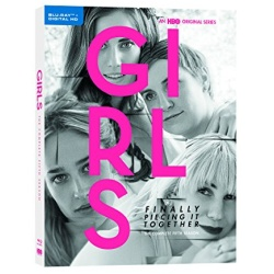 Girls: The Complete 5th Season Blu-ray Cover