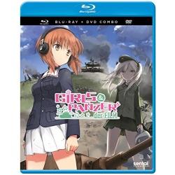 Girls Und Panzer Der Film Blu-ray Cover