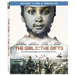 Girl with All the Gifts Blu-ray Cover