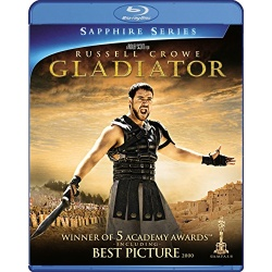 Gladiator Blu-ray Cover