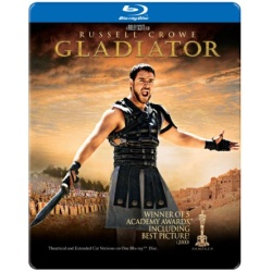 Gladiator (Steelbook) Blu-ray Cover