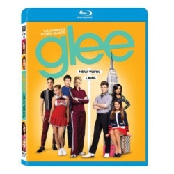 Glee: The Complete 4th Season Blu-ray Cover