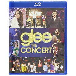 Glee: The Concert Blu-ray Cover