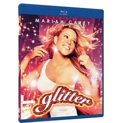 Glitter Blu-ray Cover