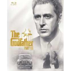 Godfather: Part III Blu-ray Cover