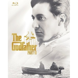 Godfather: Part II Blu-ray Cover