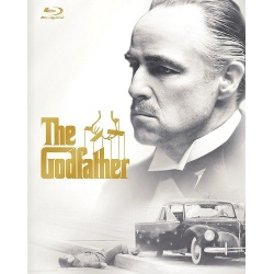 Godfather Blu-ray Cover