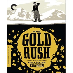 Gold Rush Blu-ray Cover