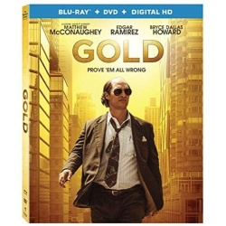 Gold Blu-ray Cover
