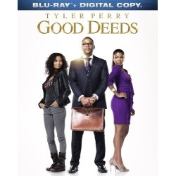 Good Deeds Blu-ray Cover