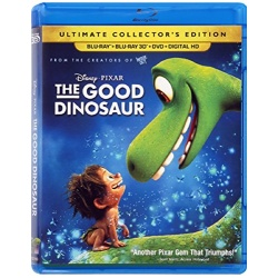 The Good Dinosaur Blu-ray 3D