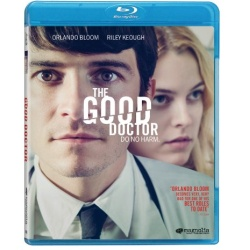 Good Doctor Blu-ray Cover