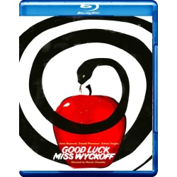 Good Luck, Miss Wyckoff Blu-ray Cover