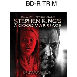 Good Marriage Blu-ray Cover