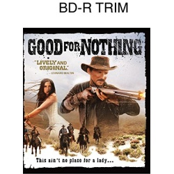 Good for Nothing Blu-ray Cover