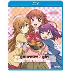 Gourmet Girl Graffiti Blu-ray Cover