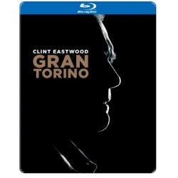Gran Torino (Steelbook) Blu-ray Cover
