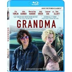 Grandma Blu-ray Cover