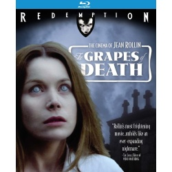 Grapes of Death Blu-ray Cover