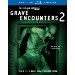 Grave Encounters 2 Blu-ray Cover