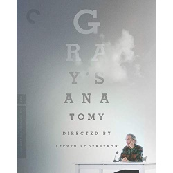 Gray's Anatomy Blu-ray Cover