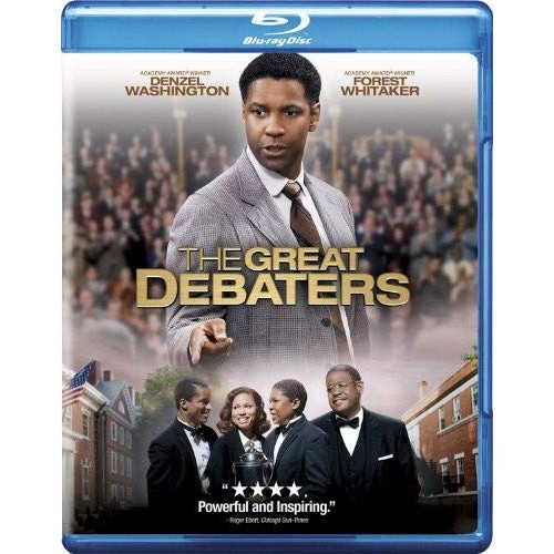 great debaters If they can do movies about spelling bees, they can certainly do them about debate teams denzel washington stars in and directs a rousing period drama that spotlights sentence structure.