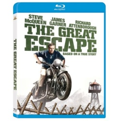 Great Escape Blu-ray Cover