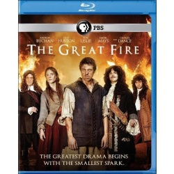 Great Fire Blu-ray Cover