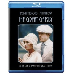 Great Gatsby Blu-ray Cover