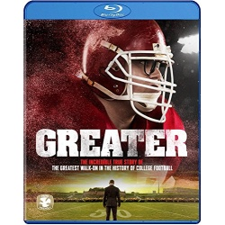 Greater Blu-ray Cover