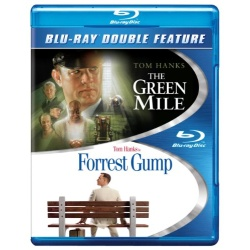 Green Mile / Forrest Gump Blu-ray Cover