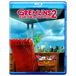 Gremlins 2: The New Batch Blu-ray Cover
