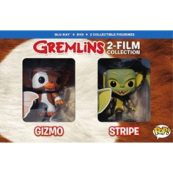 Gremlins / Gremlins 2 Blu-ray Cover