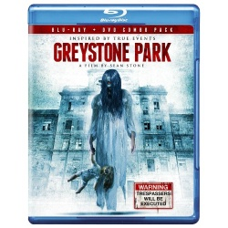 Greystone Park Blu-ray Cover