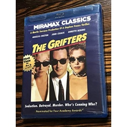 Grifters Blu-ray Cover