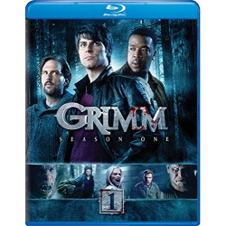 Grimm: Season 1 Blu-ray Cover